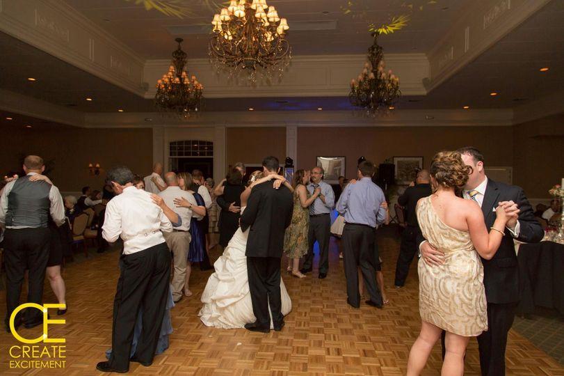 Couple's dancing