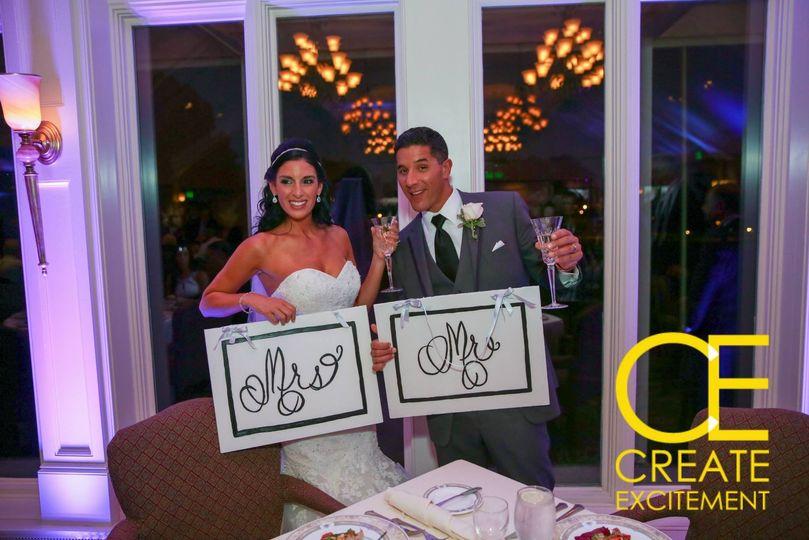 Create Excitement Wedding DJ Entertainment