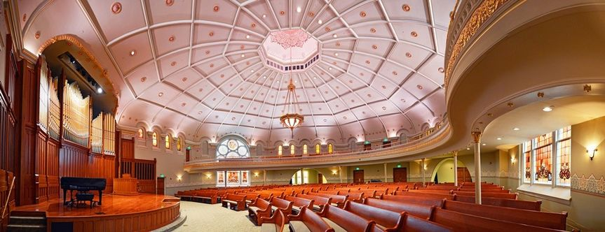 Grand Hall - photo credit Mark Dickhaus