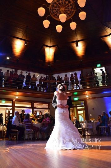 Cook Theater First Dance