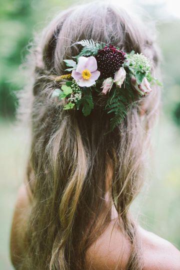 Seasonal hairpiece