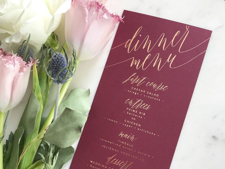 Tmx 1510069074233 Img6826 West Des Moines wedding invitation