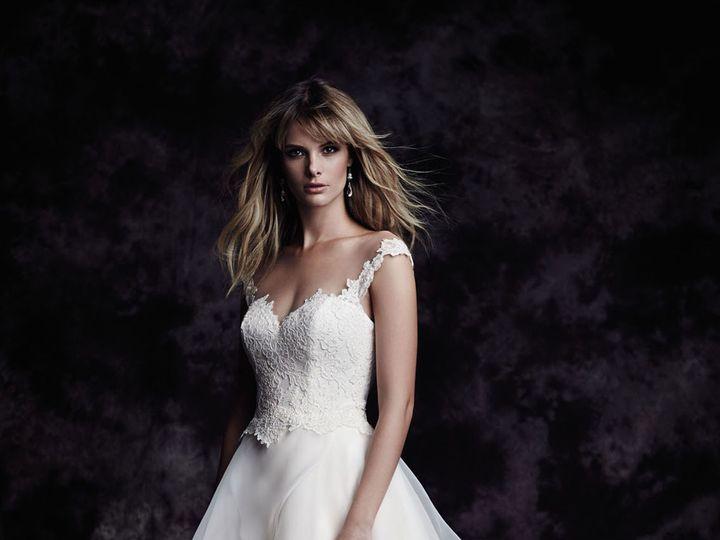 Tmx 1446056932043 4605front0 Miami, Florida wedding dress