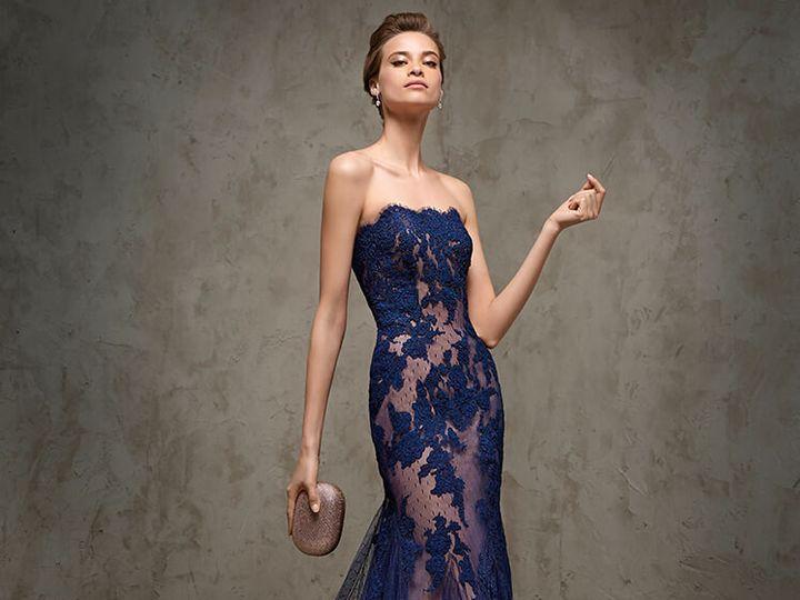 Tmx 1459877412115 Fluviab Miami, Florida wedding dress