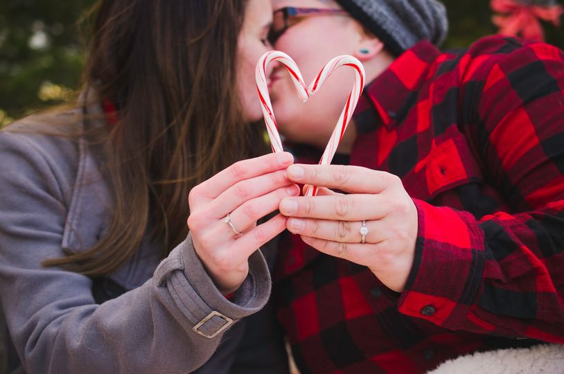 Offering Engagement photos