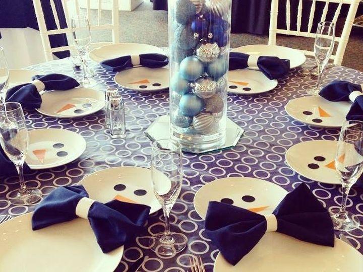 Tmx 1456415020969 Snowman Table Biddeford, ME wedding rental