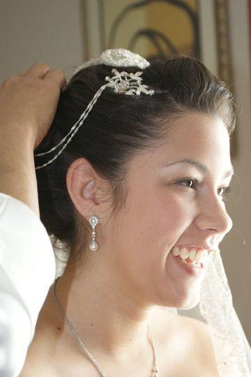 Bridal prepartiom