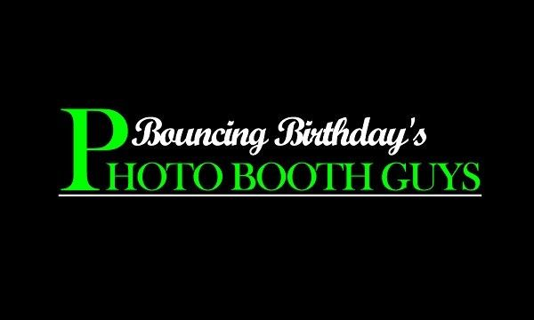 Bouncing Birthday's Photo Booth Guys