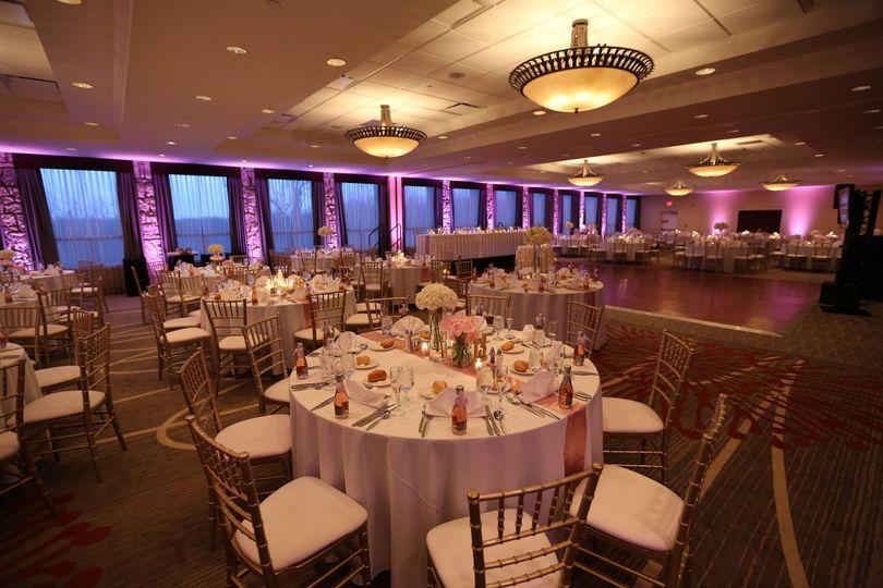 Hilton doubletree wedding