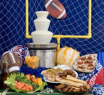 Ranch is great for Superbowl Parties, Birthdays, or for the Groom's Table.