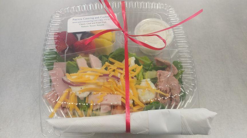 Box Lunch Salad