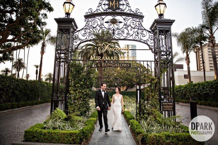 Fairmont Miramar Hotel Santa Monica