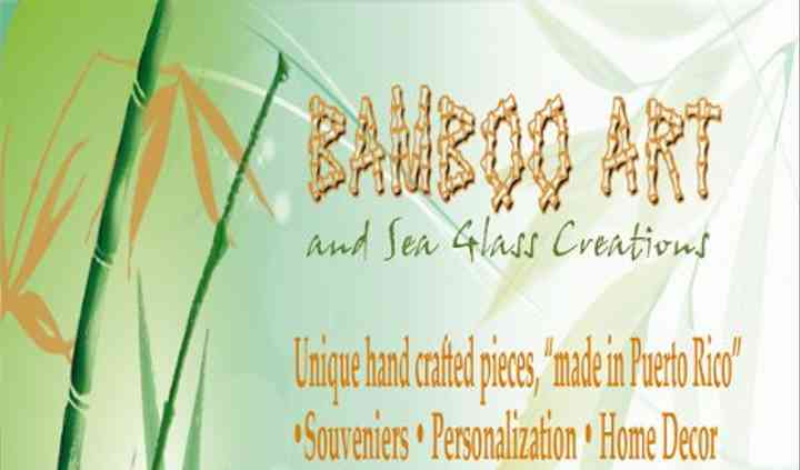 Bamboo Art & Sea Glass Creations