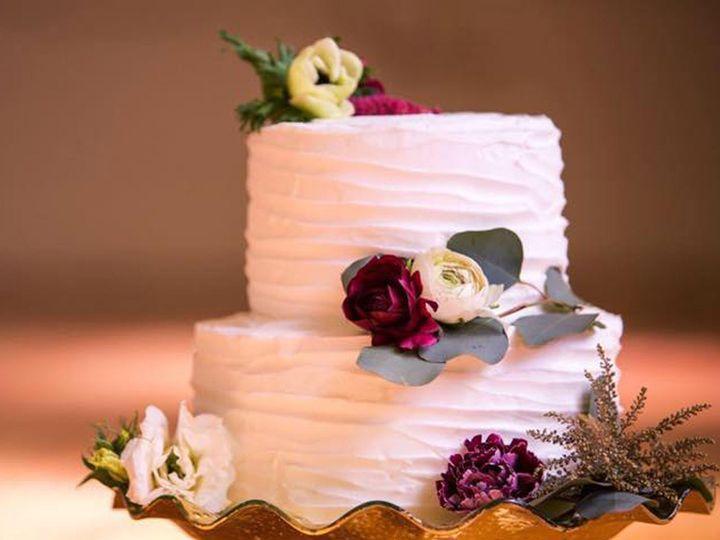 Tmx Gold Cake 51 908876 V1 Denver, CO wedding cake