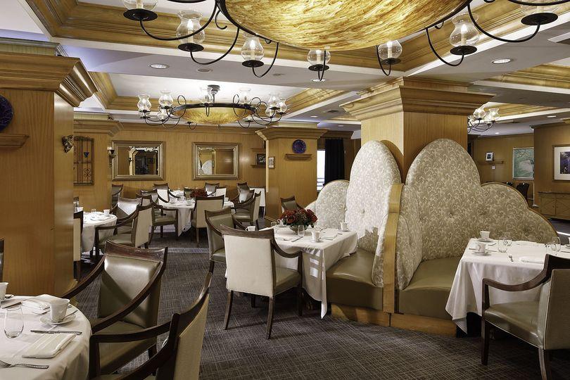 Cézanne Restaurant - For Private Event