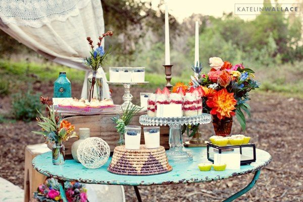 Tmx 1333726371839 BohemianIspiredBride72 Orange wedding cake