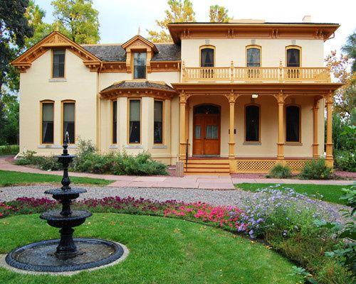 Richards-Hart Estate Front Exterior