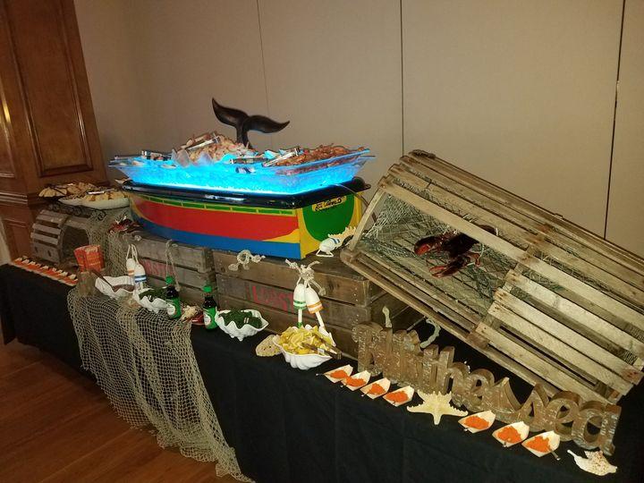 Seafood Display