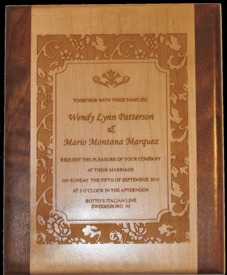 maple plaque 1