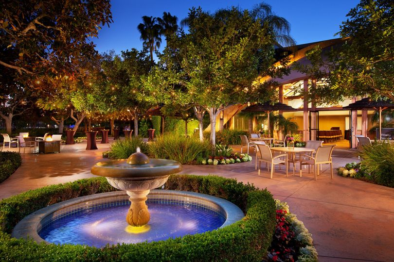 Sheraton Park Hotel At The Anaheim Resort Venue Anaheim Ca Weddingwire