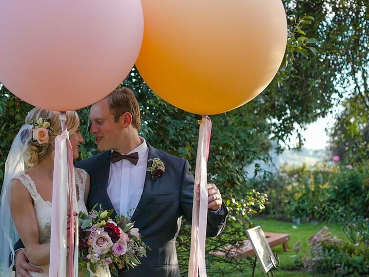 Tmx 1450312307984 Balloons Portland, OR wedding videography