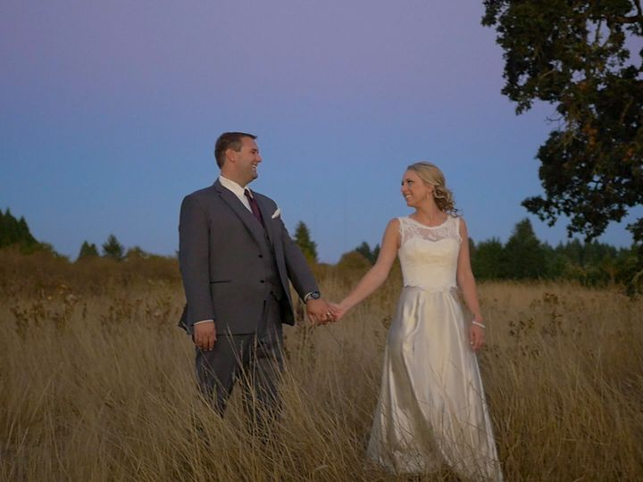 Tmx 1450312328649 Carolyn Sunset Portland, OR wedding videography