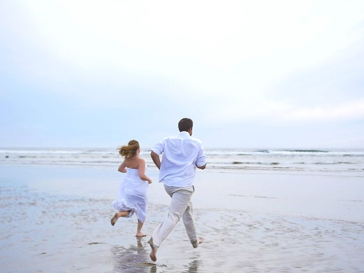 Tmx 1450312399908 Ocean Running Portland, OR wedding videography