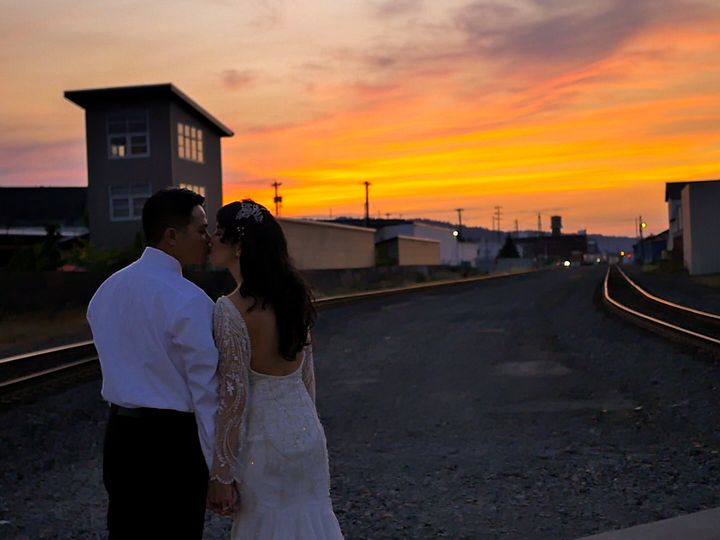 Tmx 1450312452825 Tat  Mark Sunset Portland, OR wedding videography