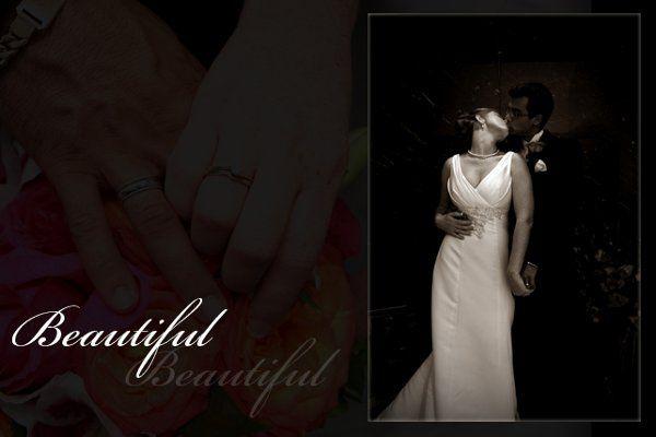 bridegroomportraitskiss