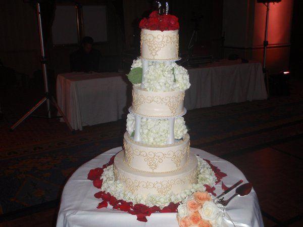 Tmx 1242765553500 Abdou2 Belmont wedding cake