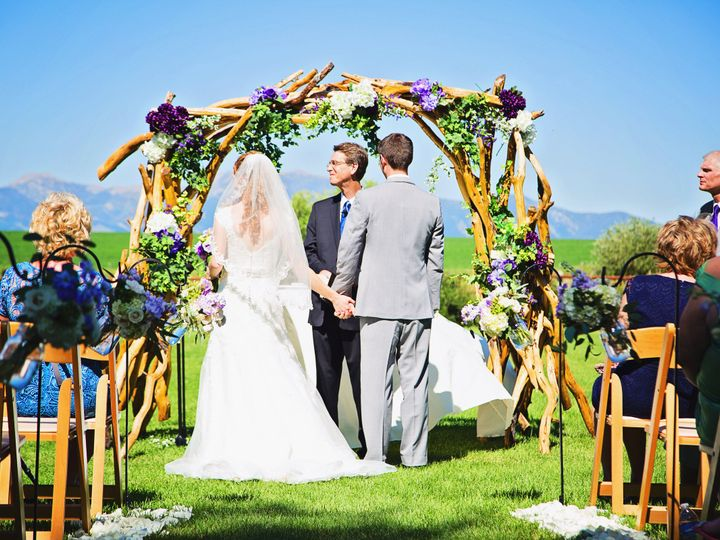 Tmx 1432056688372 Ceremony 0236 Bozeman, MT wedding venue