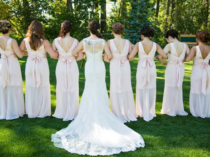 Tmx 1451597124216 Bridal Party 0156 Bozeman, MT wedding venue