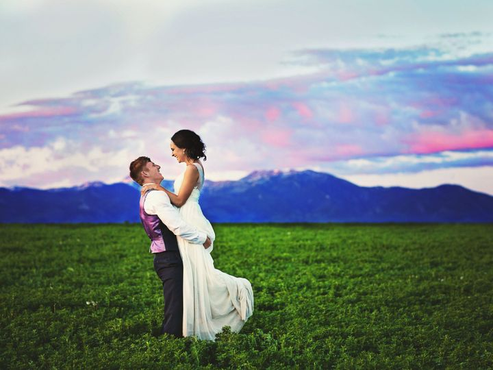 Tmx 1451597387425 Mr.  Mrs. Turner May 29th 2014 0003 Bozeman, MT wedding venue