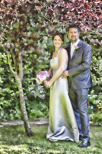 Autumn Wedding in Somerset