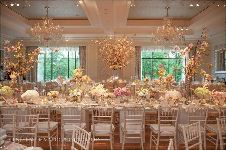 A fairytale reception