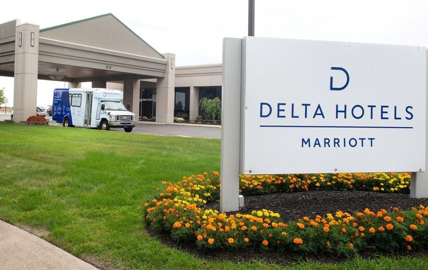 Delta Hotels by Marriott - Detroit Metro Airport