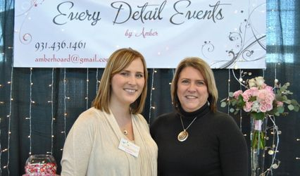 Every Detail Events by Amber