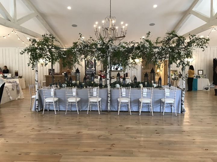 Whitewoods wedding venue