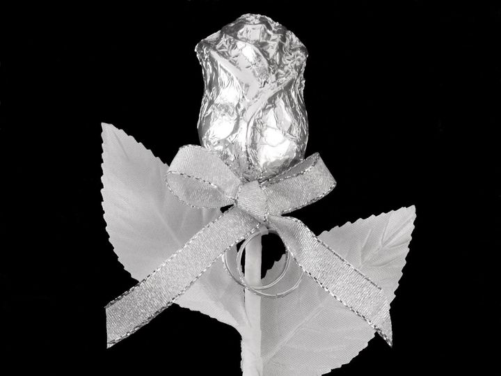 Tmx 1414123271207 3002 Silver Rose Redmond wedding favor
