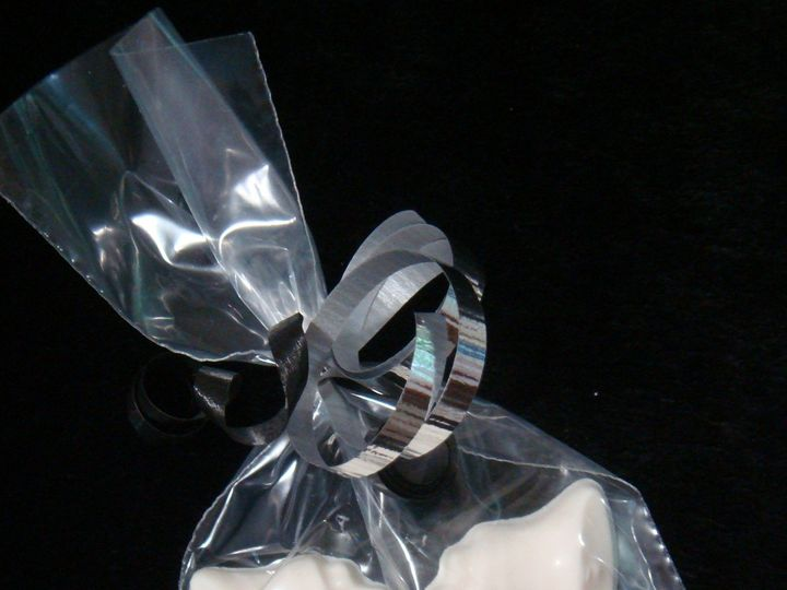 Tmx 1414123472088 Double Bells In Bag 2 Redmond wedding favor