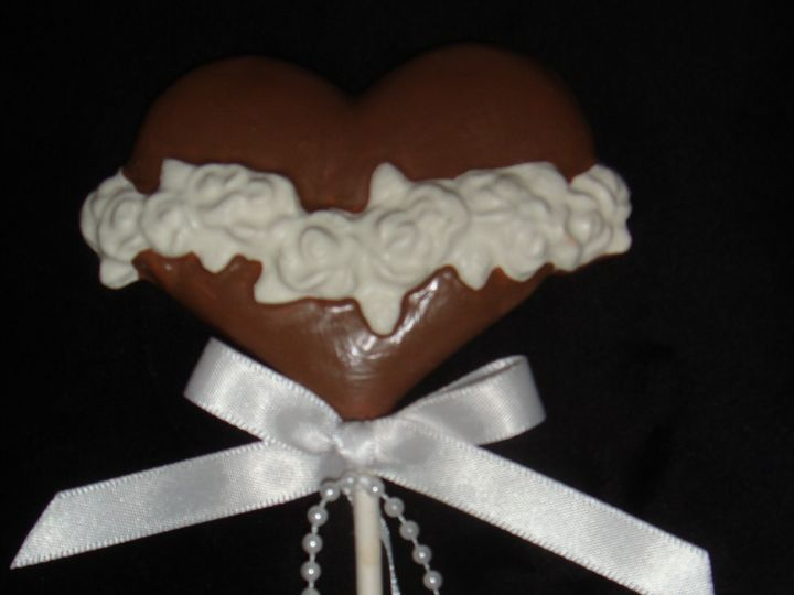 Tmx 1414130461905 3015 Heart W  Flowers Redmond wedding favor