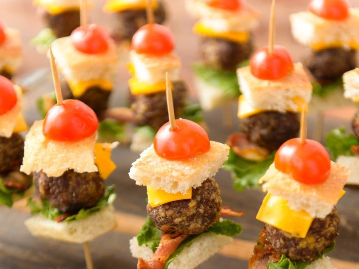 Tmx 1531159288 5449f2e233cad31c 1531159284 4c7a729b174ee3f9 1531159236148 5 Burger Pops Greensboro, NC wedding catering