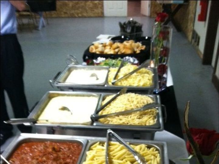 Tmx 1531163913 47efd053544e9345 1531163912 2f5bfe373249604e 1531163866522 7 Pasta Bar Greensboro, NC wedding catering