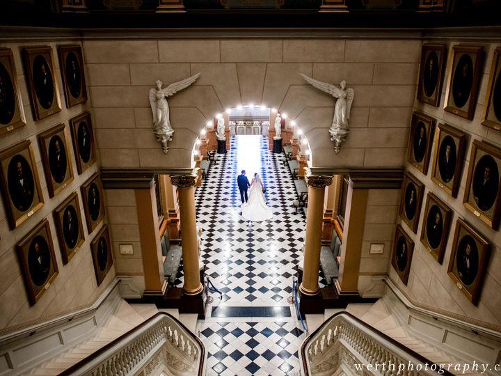 Tmx 1474646409239 Bridal Second Floor Marble Foyer Philadelphia, Pennsylvania wedding venue