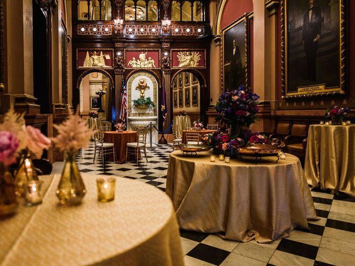 Tmx 1474646644052 Grand Foyer Reception 1 Philadelphia, Pennsylvania wedding venue