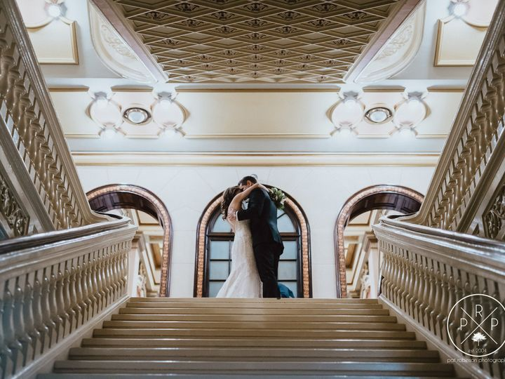Tmx 1488466440541 Bride And Groom Staicase Philadelphia, Pennsylvania wedding venue