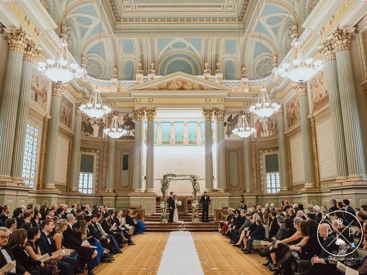 Tmx 1488480348928 Corinthian Ceremony December 2016 Philadelphia, Pennsylvania wedding venue