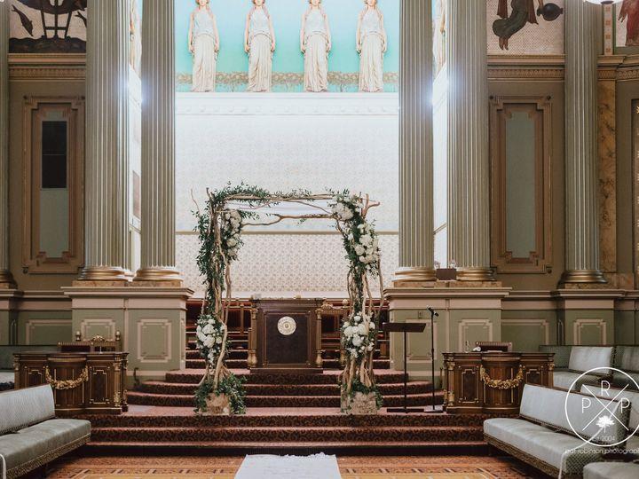 Tmx 1488480349164 Corinthian Chuppa Philadelphia, Pennsylvania wedding venue