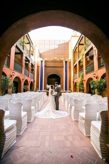 Wedding Venues Riverwalk San Antonio Tx : Hotel valencia riverwalk venue san antonio tx