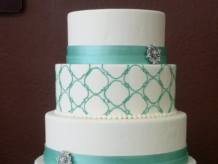 Tmx 1422026891511 2 Milwaukee, Wisconsin wedding cake